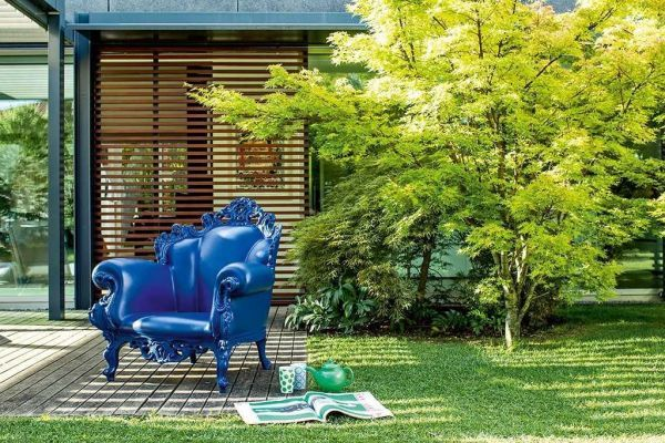 Magis Proust fauteuil multicolour, outdoor