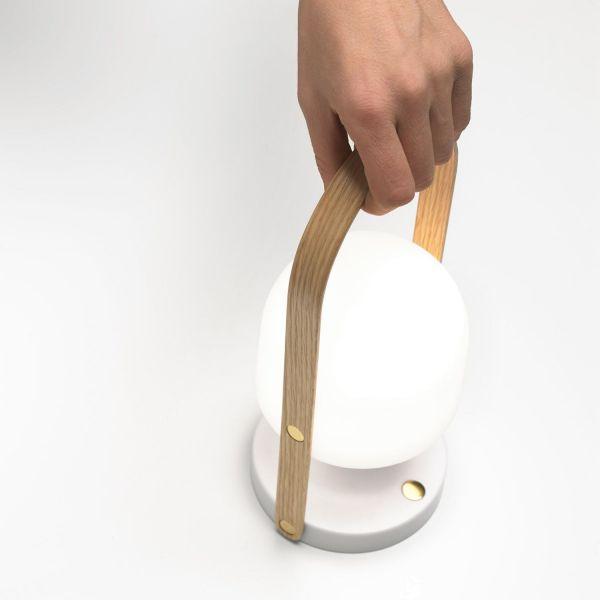 Marset FollowMe tafellamp LED wit