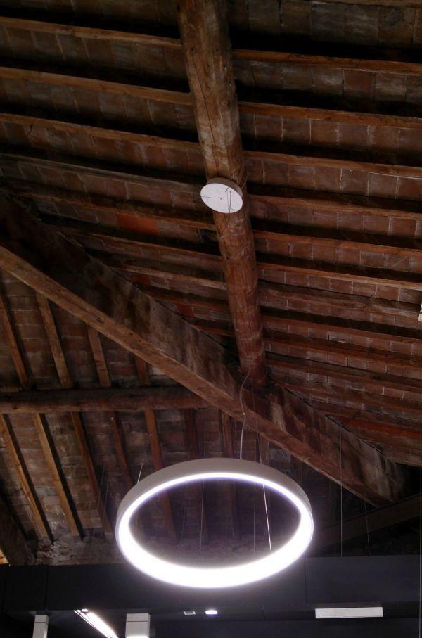Martinelli Luce Lunaop hanglamp LED 80cm