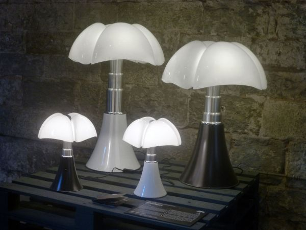 Martinelli Luce Mini Pipistrello tafellamp LED