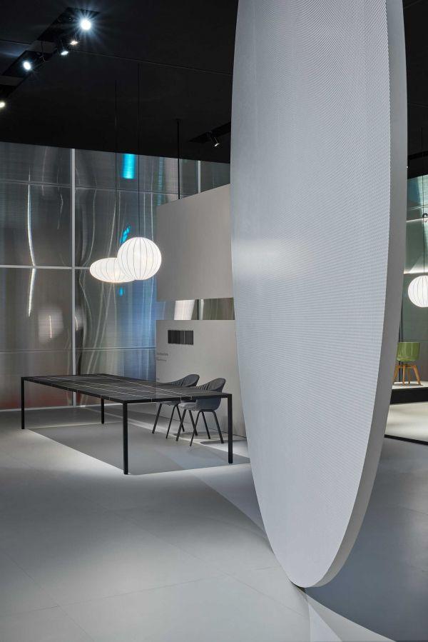 MDF Italia Tense Material Marble tafel 240x100
