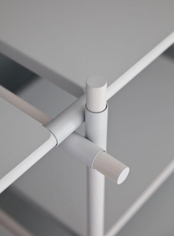 Menu Stick System 1x4 stellingkast