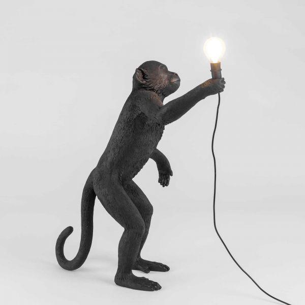 Seletti Monkey Standing vloerlamp buiten