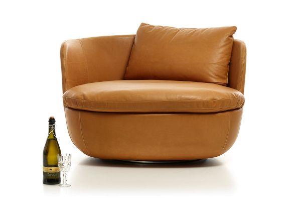 Moooi Bart Swivel fauteuil