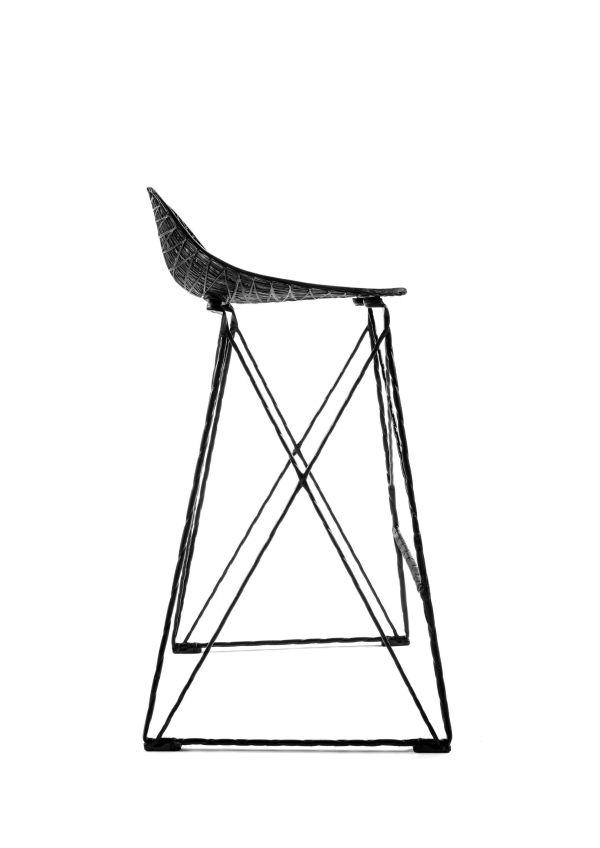 Moooi Carbon barkruk 66cm
