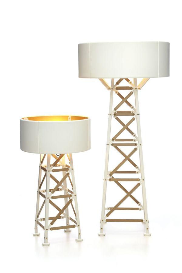 Moooi Construction Lamp vloerlamp small