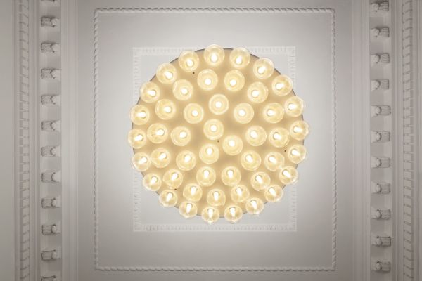 Moooi Prop Light Round Single hanglamp LED
