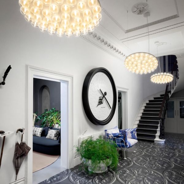Moooi Prop Light Round Double Vertical hanglamp LED