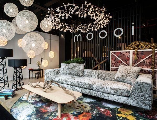 Moooi Carpets Eden Queen vloerkleed 250