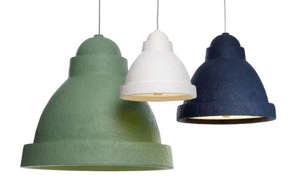 Moooi Tweedekansje - Salago hanglamp small donkerblauw