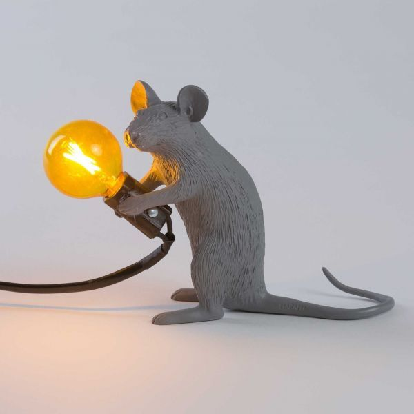 Seletti Mouse Lamp Mac tafellamp
