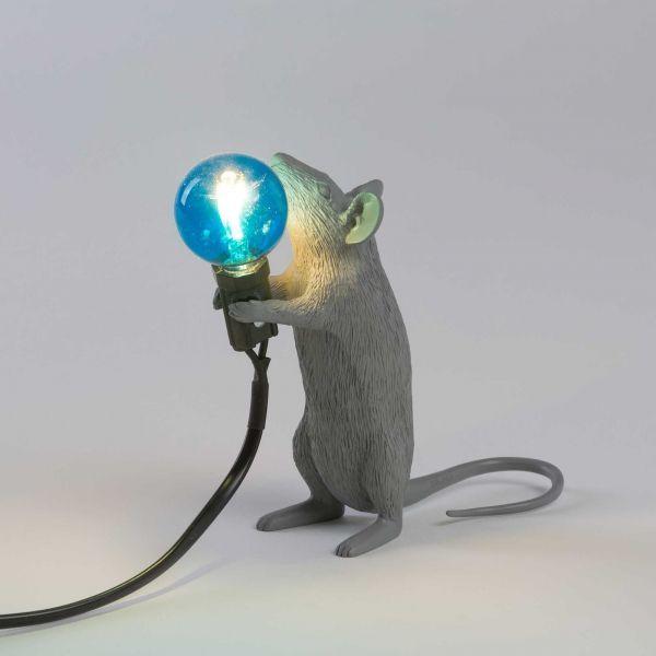 Seletti Mouse Lamp Step tafellamp