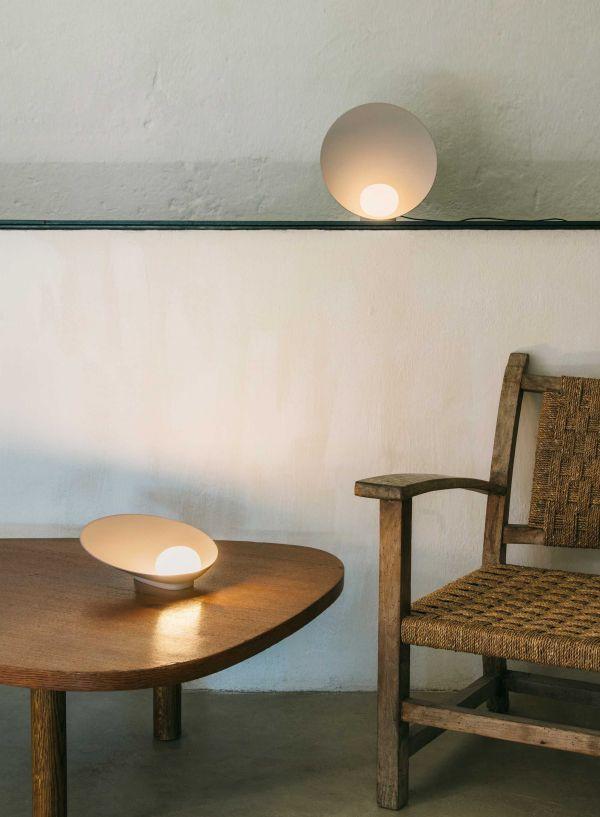 Vibia Musa tafellamp liggend 7402 LED