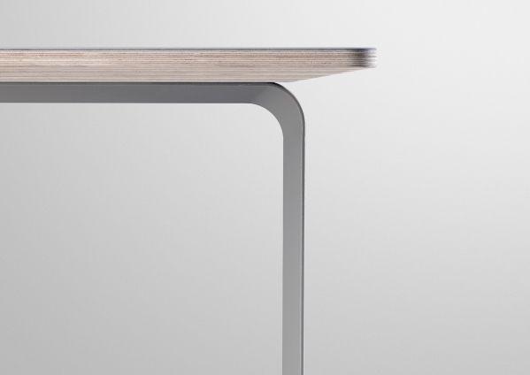Muuto 70/70 Oak tafel 225x90
