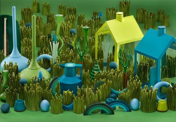 Normann Copenhagen Grass vaas