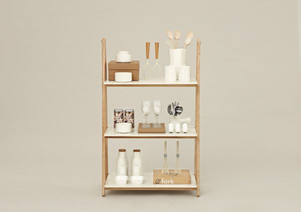 Normann Copenhagen One step up stellingkast