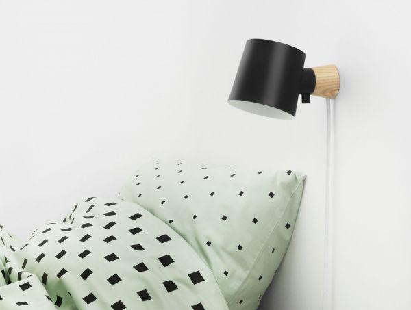 Normann Copenhagen Rise wandlamp
