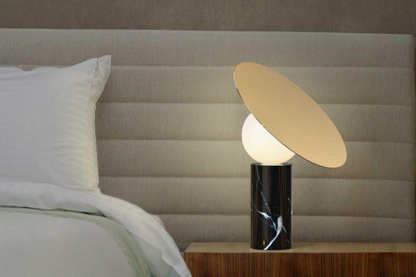 Pablo Bola Disc tafellamp LED