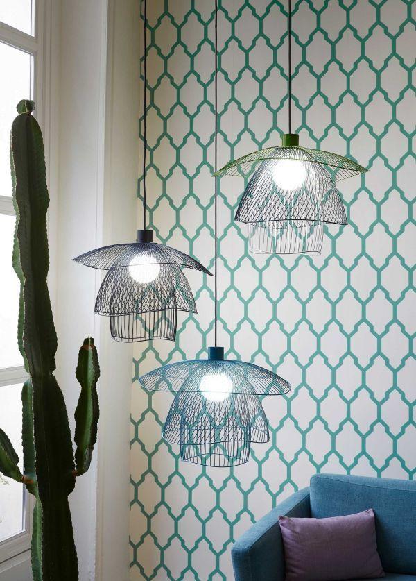 Forestier Papillon hanglamp small