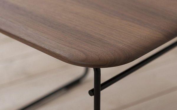 Pastoe Wire Table bijzettafel 40x40