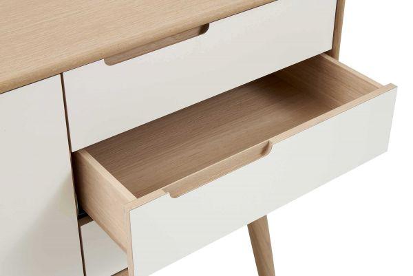 Wood and Vision Curve Sideboard dressoir 1-3
