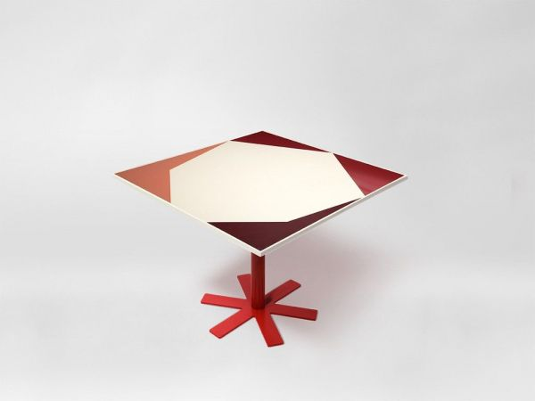 Petite Friture Parrot tafel 90x90