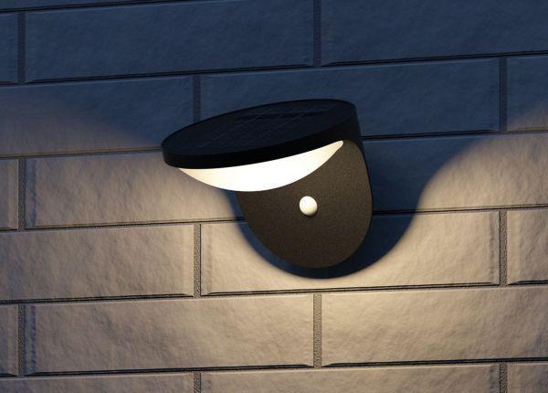 Philips Dusk wandlamp met zonnecel