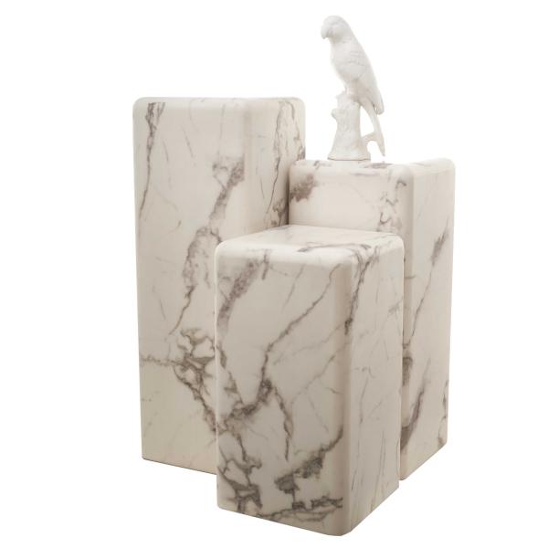 Pols Potten Pillar Marble pilaar large