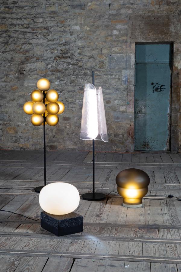 Pulpo Kumo medium tafellamp