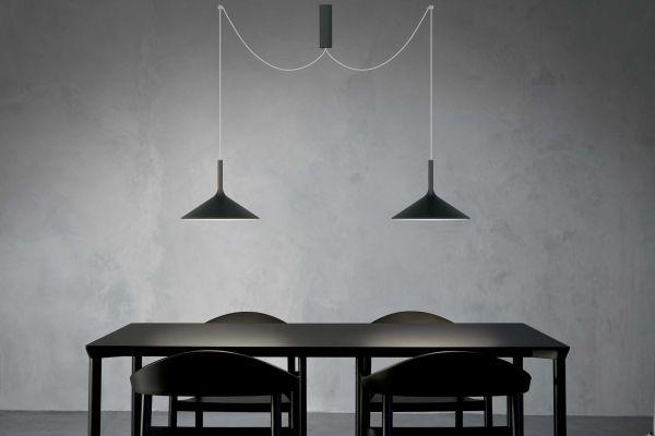 Rotaliana Dry H2 hanglamp LED