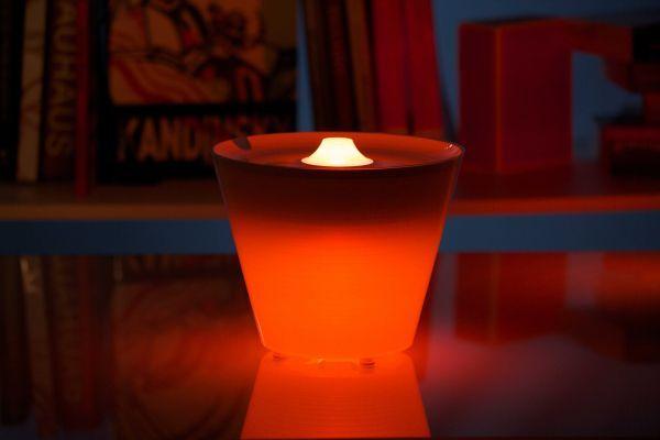 Rotaliana Multipot tafellamp en oplader LED