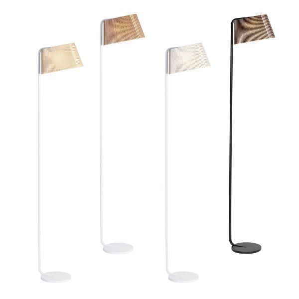 Secto Design Owalo 7010 vloerlamp LED