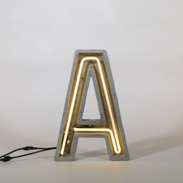 Seletti Alphacrete verlichting