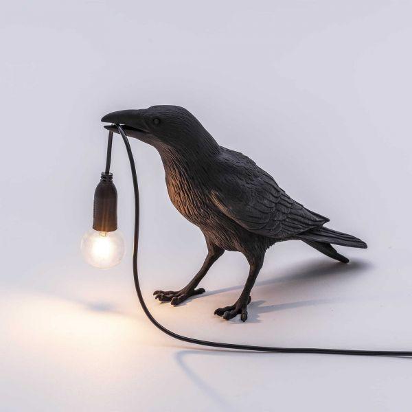 Seletti Bird Waiting tafellamp