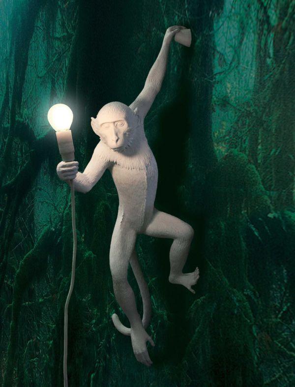 Seletti Monkey wandlamp