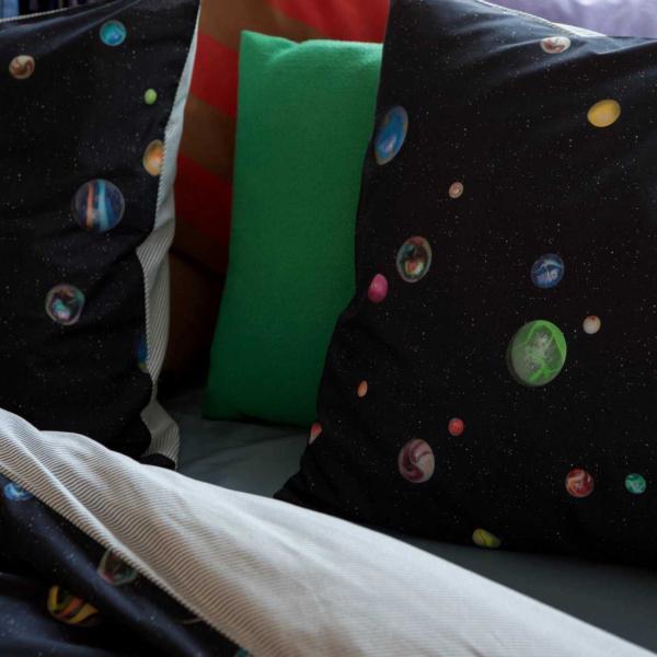 Snurk Marble Universe dekbedovertrek 140 x 200/220