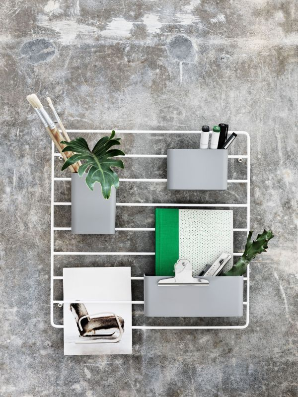 String Grid for wall