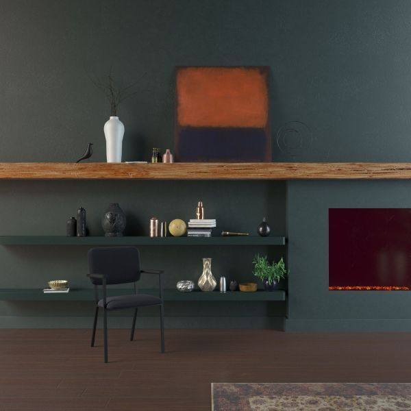 Studio HENK Co Armchair stoel met zwart frame