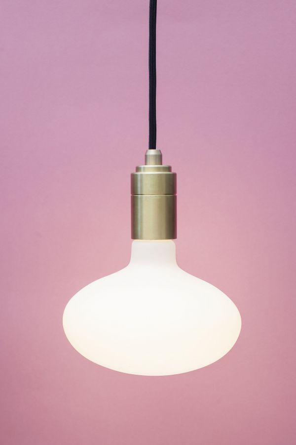 Tala LED Oval LED lichtbron E27 6W 2700K opaal dimbaar