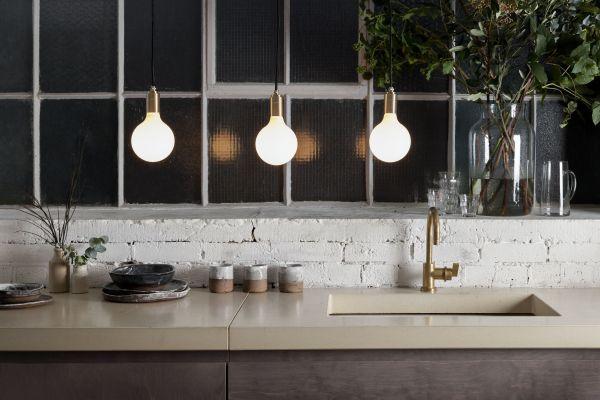 Tala LED Porcelain II LED lichtbron E27 6W 2700K opaal dimbaar