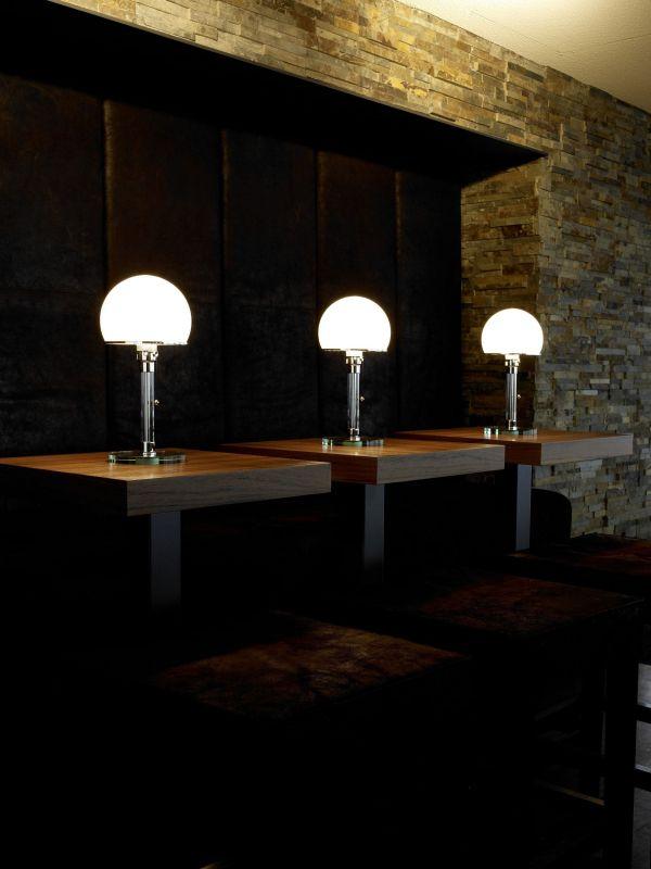 Tecnolumen Wagenfeld WG24 tafellamp