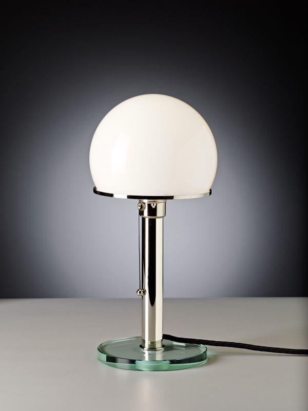 Tecnolumen Wagenfeld WG25 GL tafellamp