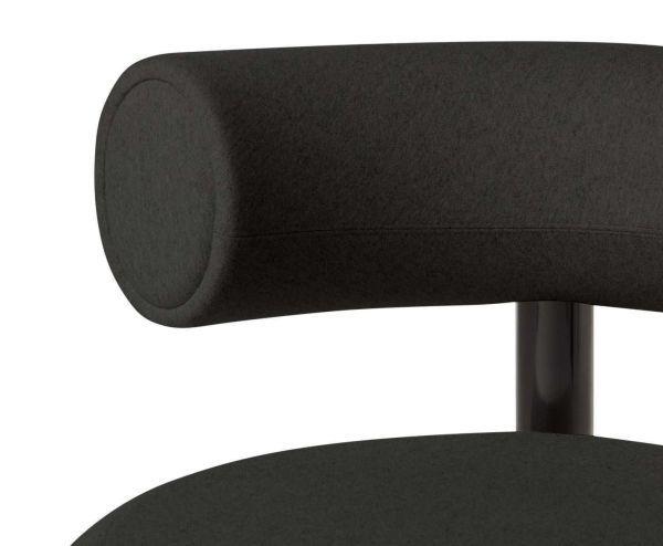 Tom Dixon Fat Lounge Chair stoel gestoffeerd