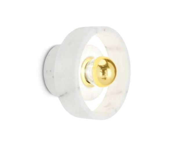 Tom Dixon Stone wandlamp IP44