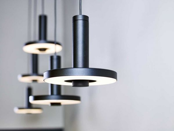 Tonone Beads hanglamp LED set van 5 linear
