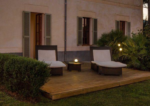 Vibia June 4790 tafellamp oplaadbaar LED