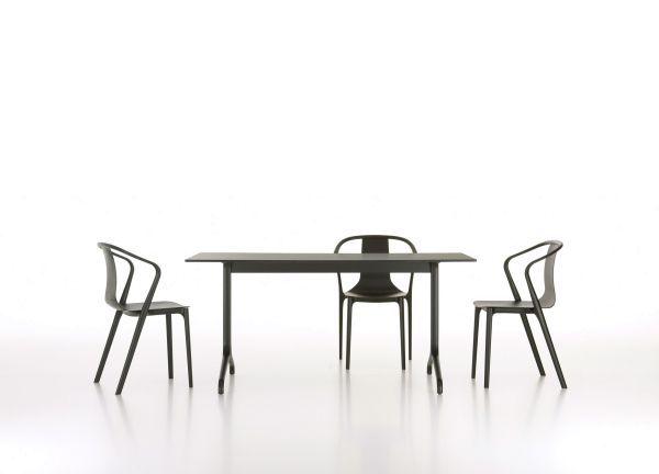 Vitra Belleville Armchair stoel