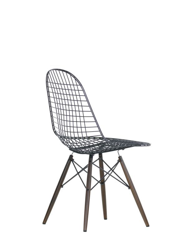 Vitra Eames Wire Chair DKW stoel