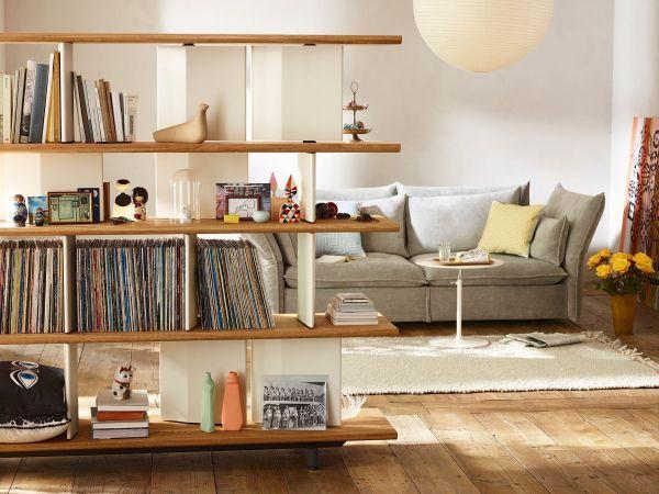 Vitra Planophore Wide laag boekenkast
