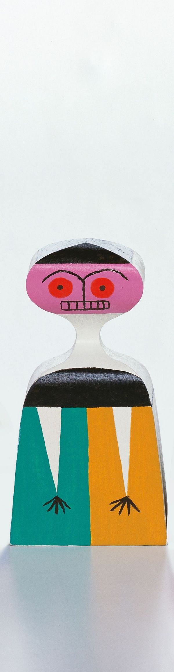 Vitra Wooden Dolls No. 3 kunst